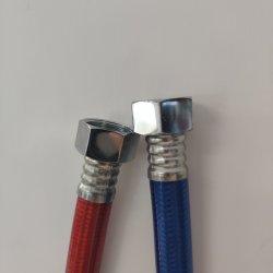 Belüftung-Edelstahl-flexiblen Dusche-Schlauch färben