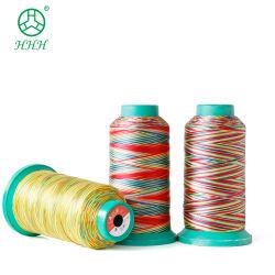 Rainbow Mão Bordado Costura fio de polipropileno de poliéster para vestuário de bricolage desporto o uso do produto