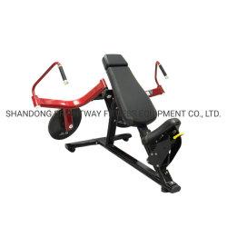 La Chine Commercail Plate-Loaded Fitness Pecfly Tn56 pente pour utiliser la salle de gym