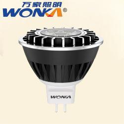 Литой алюминиевый корпус с цоколем GU10/Руководство по ремонту10 светодиодный фонарь направленного света ламп