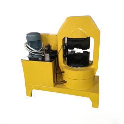 Manchon de câble en acier hydraulique en appuyant sur la machine