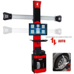 販売法のための自動ビームとのK9800 3Dのホイール・アラインメント