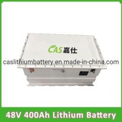 Batterie lithium-ion batterie LiFePO4 48V 48V 400Ah lithium phosphate de fer / BATTERIE VEHICULE ELECTRIQUE /chariot élévateur à fourche /voiture /pile solaire