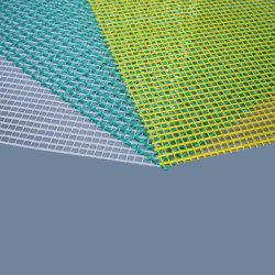 تعزيز القلوي الخرسانة زجاج فائق القوة من الزجاج الليبيري شبكة من الألياف البصرية 160 غ فييسك أبيض فيبرجلاس الشبكة