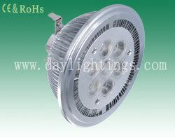 7W ou 14W G53 12V AR111 lumière LED lampe de plafond