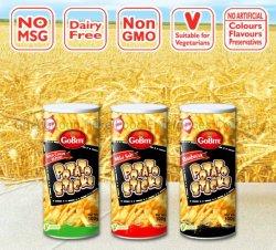 Comida de saúde/Snack/Cartão de batata Comida enlatada