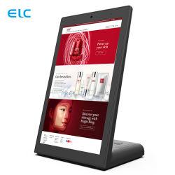 """وصول جديد ل """"شكل ال"""" 10.1 بوصة شاشة سعوية تعمل باللمس عميل لوحة الملاحظات لوحة LCD طلب RJ45 Android الكمبيوتر اللوحي"""