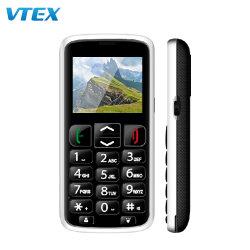 2.0 pollici originale sbloccato nuovi telefoni cellulari Human Voice Big Fonts Barra dei pulsanti fisici Sos Senior Phone