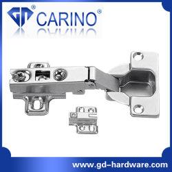 (B07) Guía sobre la bisagra de la Copa de 40mm (bidireccional) Normal bisagra armario muebles