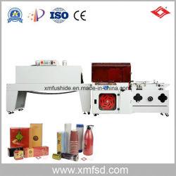 POF Film thermique automatique (chaud) de type L et de réduire d'étanchéité d'étanchéité (thermorétractables de film d'enrubannage (WRAP) rétrécit) Paquet Wrappper/Emballage/emballage Machine de l'emballeuse