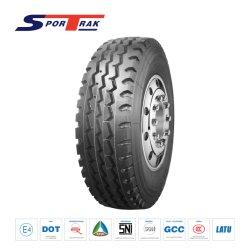Pneu de camion radial 10r22.5, 7.50r16, 12R20, TBR pneu 8.25R16lt, TBR pneu 750R16