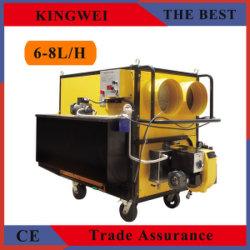 Kvh-5000 портативный отходов нагреватель масла