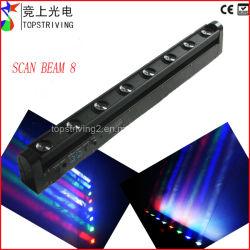 Vierling-kleur de Scanner van het Aftasten Light/LED DJ (de Kleur van de Vierling van de LEIDENE Straal van het Aftasten)