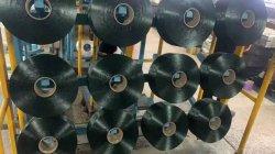 Heißes Verkaufs-hohes Hartnäckigkeit-Polyester-industrielles Garn für Seil, Riemen, Sicherheitsgurt