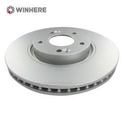 pièces de rechange automatique du rotor de frein avant pour Hyundai ECE R90