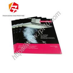 Livro de capa dura colorido de impressão personalizado com baixo custo