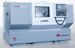 Il Ce, GS ha approvato la macchina per il taglio di metalli orizzontale del tornio di CNC della base piana di alta qualità automatica