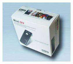 Мини-цифровая камера с разрешением 640x480 30f (AE-BR-VP08)