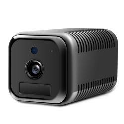Europa 4G WiFi funciona con pilas Mini Cámara 1080P HD cámara CCTV vigilancia remota de red inalámbrica de vídeo de visión nocturna (W5).