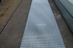 De getande Vloer van het Net van het Staal van het Type (JG253X30/50) met Goede Kwaliteit