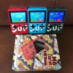 M6 de la console de jeux rétro Sup FC 500+ classique des jeux pour console de jeu vidéo TV FC