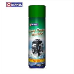 자동차 타이어 브라이트너 보호 안티에이징 오래 지속되는 폼 청소 방수 유지보수