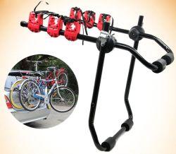 حامل دراجات سيارة مزود بالدراجة الهوائية ذات الحامل المزود بالدراجة الهوائية للسيارة ذات الحامل المزود بظهر سيارة عالية الجودة رف