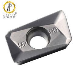 PVD 코팅을%s 가진 Indexable 공구를 맷돌로 가는 도매 금속 절단 삽입 APMT1135