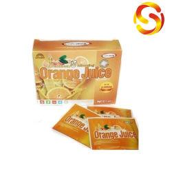 Lazer Venda quente 18 Adelgaçante Sumo de laranja, sumo de emagrecimento naturais