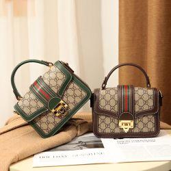 Guangzhou Fabrik Aktien Großhandel Markt neue Luxus PU Leder Mode Designer Frauen Damen Modische Tote Damen Handtasche