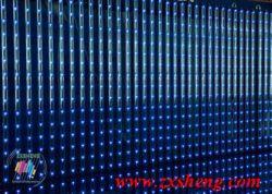 Индикатор видео стены шторки отображение P37,5