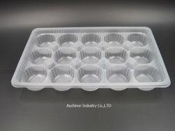 Pp. kundenspezifischer Plastikblasen-Mitnehmerverpacken- der Lebensmittelbehälter