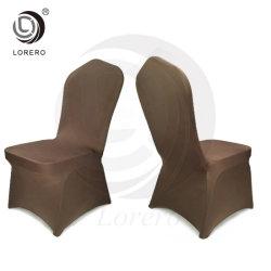Sedia per Wedding Lycra pranzo a buon mercato banchetti sedia Spandex Rivestimento del sedile