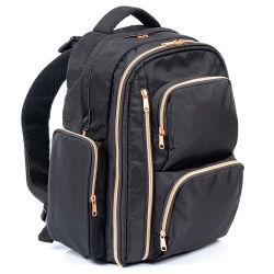 Portátil de alta calidad al por mayor pañales portátil de viaje bolsa de pañales de bebé mochila de gran capacidad para la mamá, papá