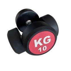 Тренажерный зал оборудование для фитнеса обучение обрезиненные с шестигранной головкой гантель/раунда гантель