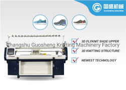 Macchina per maglieria Flyknit Vamp di nuovo stile, produttore Changshu