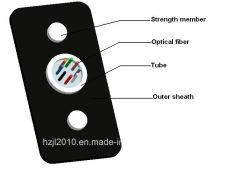 도어 케이블 FRP에 사용되는 고품질 소형 굽힘 반경 또는 강철 와이어 파이버 케이블