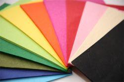 Различных красочных 17GSM НАМАТЫВАНИЕ БУМАГИ ткани