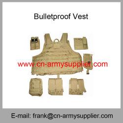 La Chine à bon marché de gros corps de police de l'aramide Bullet-Resistant Nijiiia Armor Vest