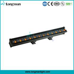 غاسلة حائطي LED بقدرة 3 واط مزودة بتقنية IP65 الخارجية 60PCS