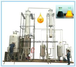 30 toneladas diarias de aceite de motor negro Sistema de regeneración (EOS-30)