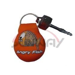 Neoprene Key Chain Key Ring Key Holder per Palm (PP0021)