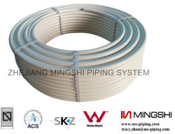 Pert-Al Pert-tubos de calefacción por suelo multicapa Aenor Skz Wras Acs Marca de agua.