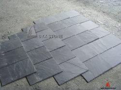 Ardoise noire / jaune / verte pour la toiture, le revêtement de sol et le mur