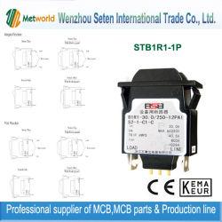 MCB Magnética Certificado Hidráulico Completo (B1R1-1P)