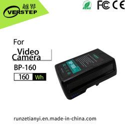 160WH V-Moumt аккумуляторная батарея BP-160, пригодный для V-lock аккумуляторы для цифровых зеркальных фотокамер Sony HDV Видеокамера Studio лампа монитора