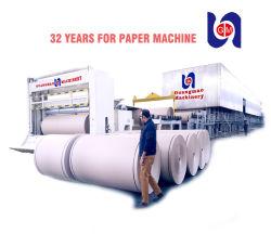 De 1600 mm de papel estucado blanco máquina de fabricación de cartón, papel, Línea de producción, fábrica de papel