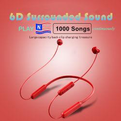 Ipx7 Water-Resistant Noise-Cancelling écouteurs Bluetooth sans fil du temps de travail active jusqu'à 15~18 heures