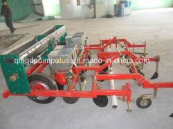 Máquina de siembra de maní, de 4 filas de la sembradora de cacahuete
