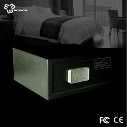 Bonwin neuer Typ elektronischer sicherer Kasten mit externem Batterie-Kasten